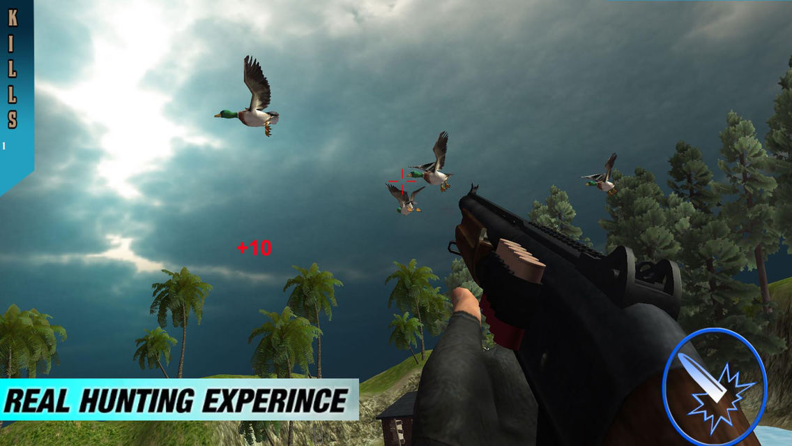 free duck shooting games download