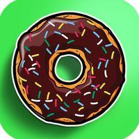 Donut Click Mania FREE - Crazy Crash Tapping Madness