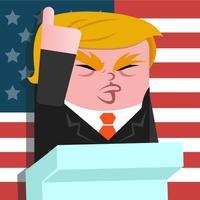 Trump - Run for President 2016