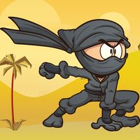 Running games : ninja runner jumping game - free
