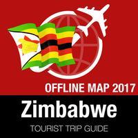 Zimbabwe Tourist Guide + Offline Map
