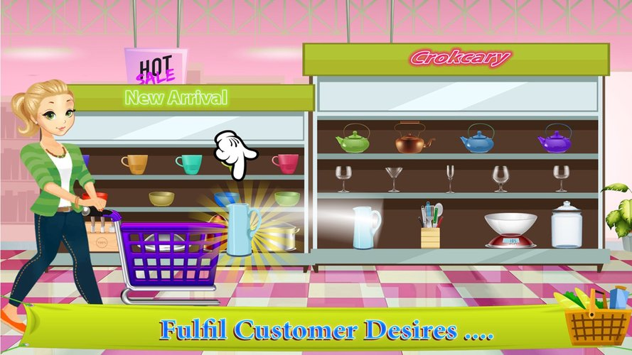 Supermarket Grocery Shopping 2 App for iPhone - Free