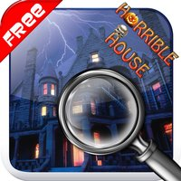 Horrible House Hidden Objects for Kids and Adults