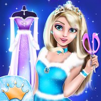 Ice Princess Dress Designer