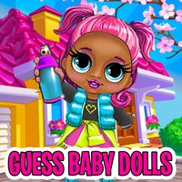 Guess LOL Baby Dolls