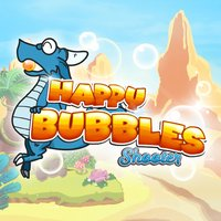 Happy Bubbles Shooter