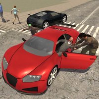 Real Gangster Crime Simulator 3D: Escape City Cops