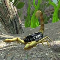 Scorpion Insect Simulator