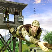 US Army Heroes Training & Military Obstacle Course