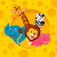 ZOO PARK - Learn Animals Cognitive Kid Game