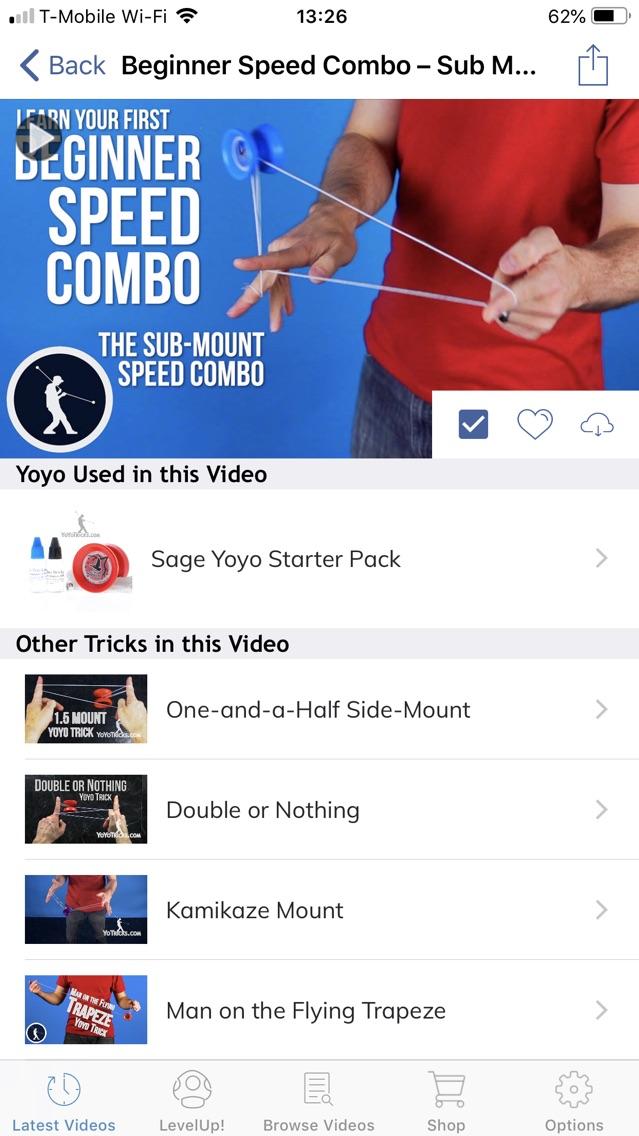 YoYoTricks com: YoYo Trick Videos and YoYo Store App for