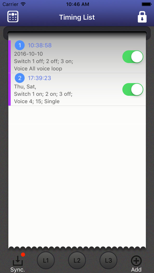 Smart Bell - WiFi App for iPhone - Free Download Smart Bell
