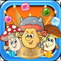 Mushroom Kids Mania Game - Shroom Kingdom Games
