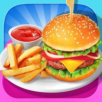 Hamburger Shop - restaurant chef cook dash story