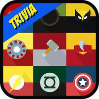Superhero Quiz Games For Marvel & DC Comics Anime