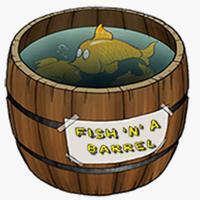 Fish 'N' A Barrel