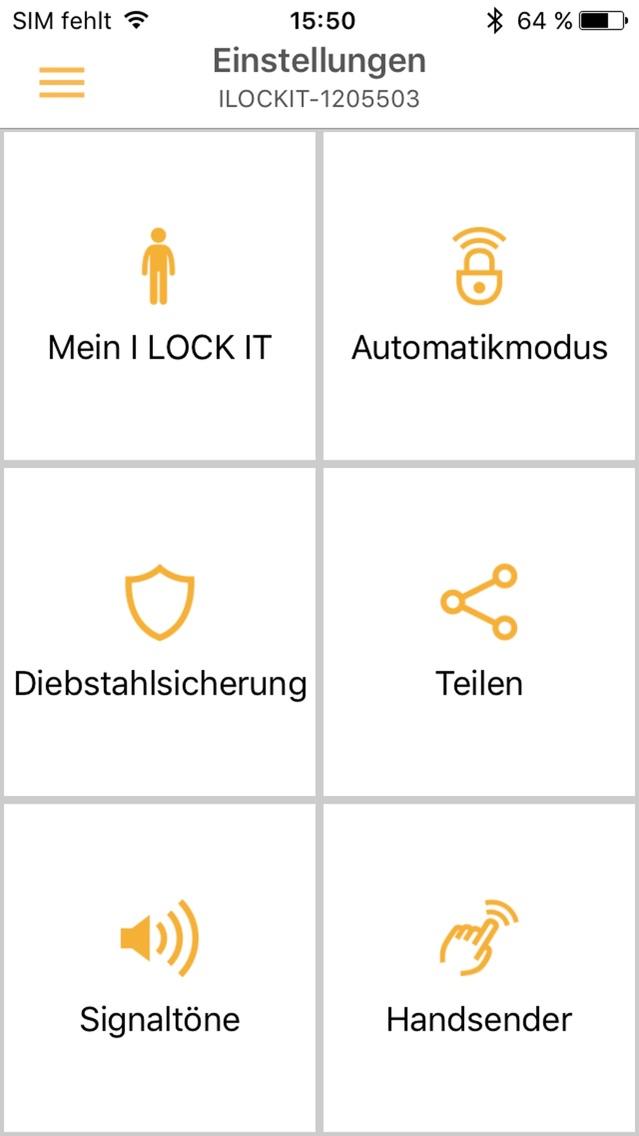 I LOCK IT The Smart Bike Lock App for iPhone - Free Download I LOCK