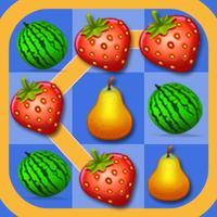 Fruit Line Crush - Math 3 Game