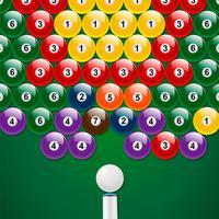 Pool 8 Ball Shooter - Bubble Shooter