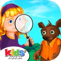Goldilocks and the Three Bears - Search and find