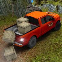 Offroad Pickup Truck: Hill Dri