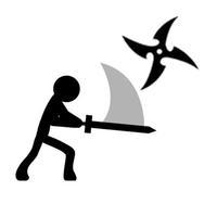 Stick Man Fighting Game