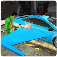 Flying Car Mechanic  Simulator - Auto Repair shop