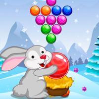 Bubble Shooter Bunny Fun