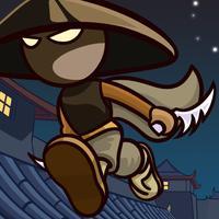 Ninja Roof Runner