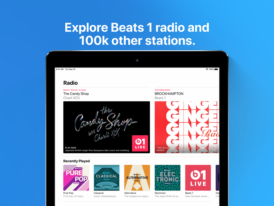 Apple Music App for iPhone - Free Download Apple Music for