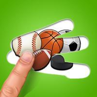 Scratch Sports USA Logo Quiz