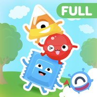 Candy Shapes Tracing Kids Full