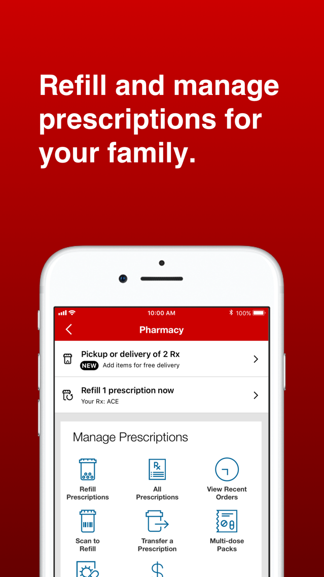 1777b903 CVS Pharmacy App for iPhone - Free Download CVS Pharmacy for iPhone ...