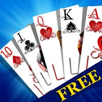 Family Poker & Solitaire Night Out : Gamble All Night - FREE