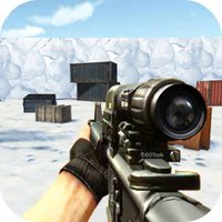 Counter Sniper Train Attack 3D