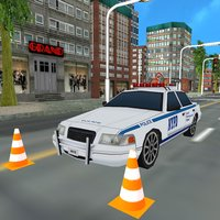 Police Car City Simulator