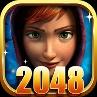 """2048 PUZZLE """" Epic """" Edition Anime Logic Game Character.s"""