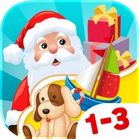 Santas Workshop Christmas games free for kids