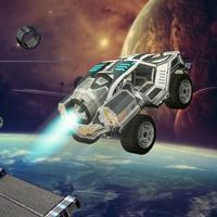 Multilevel Airborne Galaxy Stunt