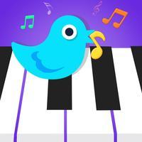 Bird Piano-learn&play piano