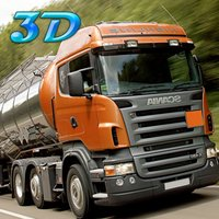 Heavy Truck driving parking 3d Simulator game