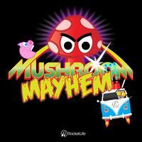 Mushroom Mayhem - action game