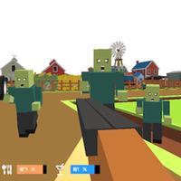Modern Pixel Zombies Sniper Gun War Free Games