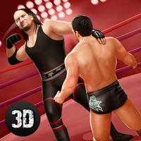Wrestling Revolution Fighters League 3D Full