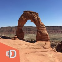 The Delicate Arch 3D