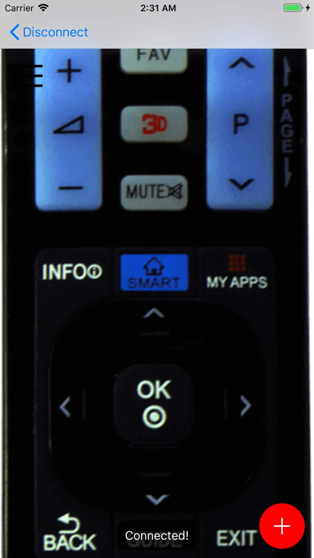 Remote control for LG App for iPhone - Free Download Remote
