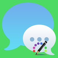 Color Text Messages for WeChat