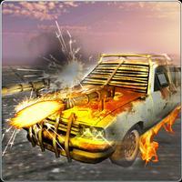 3D Car Race : Fearless Death Race