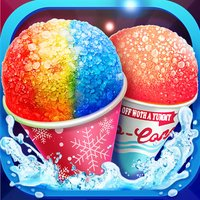 Summer Frozen Snow Cone Maker - Homemade Food Fun