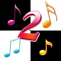 White Tiles 2 : Piano Master ( Don't Hit The White Tiles 4 ) - Free Music Game